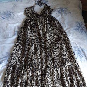 🤩🤩😍 3X Gorgeous flowy maxi dress 🔥🔥